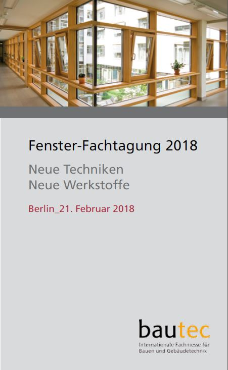 tremco illbruck fenster fachtagung am 21 februar 2018 in berlin. Black Bedroom Furniture Sets. Home Design Ideas